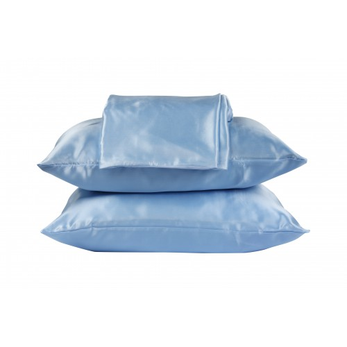 Beauty Pillow® Dekbedovertrek Set Old Blue 200x200/220