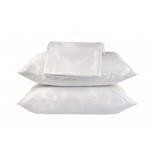 Beauty Pillow Dekbedovertrek Set Pearl 200x200/220