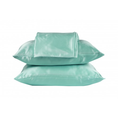 Beauty Pillow Set Petrol 2x Pillow + 1x Sheet 240x220