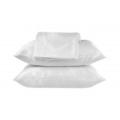 Beauty Pillow® Dekbedovertrek Set White 200x200/220
