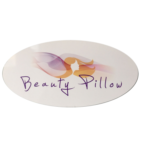 Beauty Pillow® Window Sticker